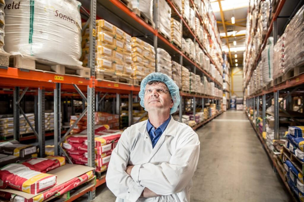 Maarten Boonstra van Sonneveld Group (Foto: Milan Vermeulen)
