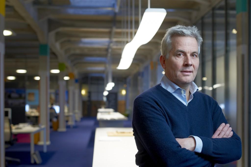 Thomas Rau, Foto: RAU Architects